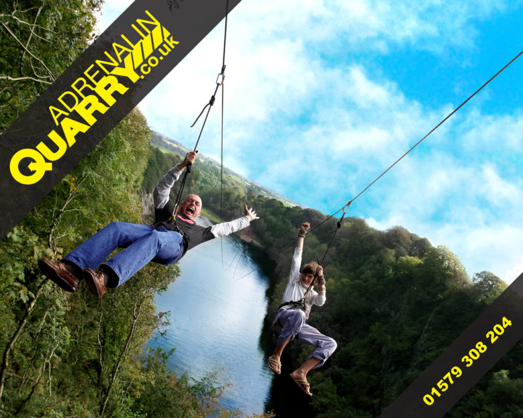Adrenaline Quarry