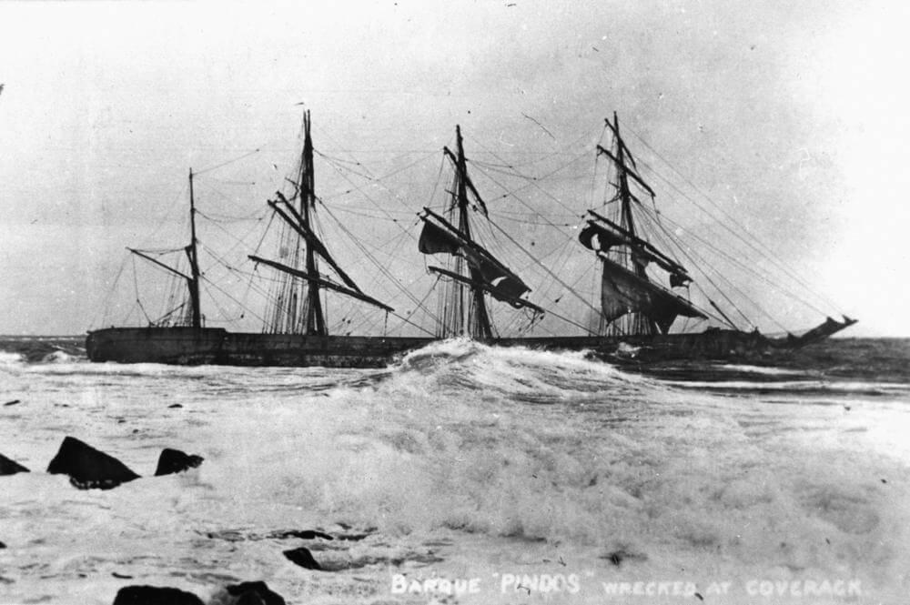 Coverak shipwreck