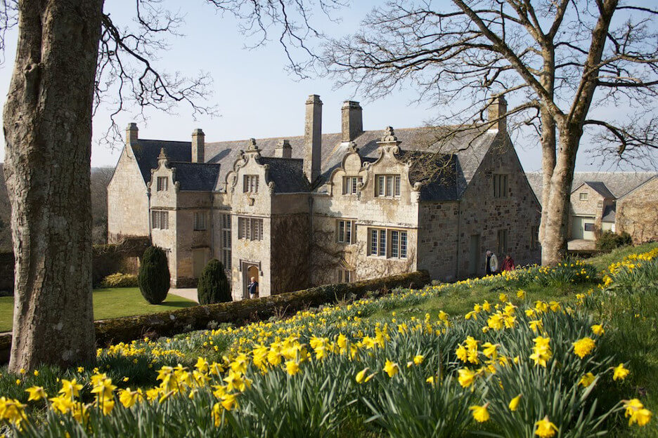 Trerice House Cornwall