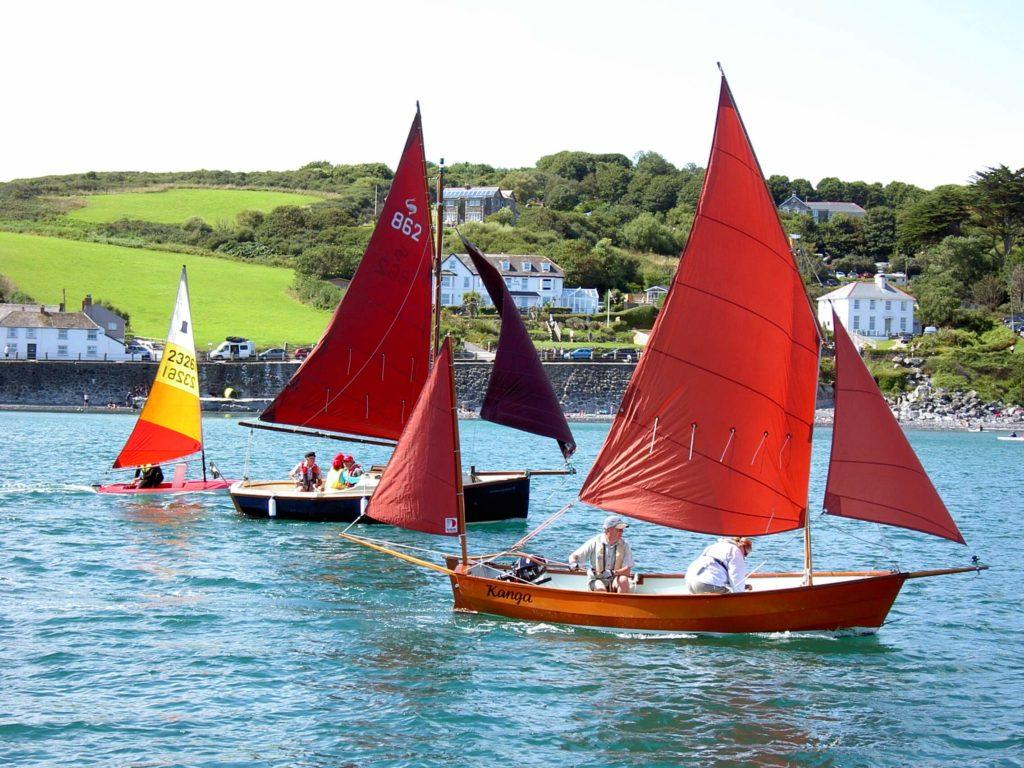 Coverack regatta